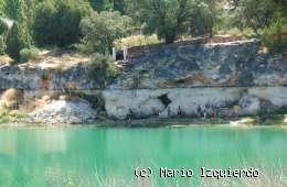 Ruidera: Laguna San Pedro