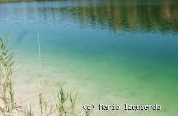 Ruidera: Fondo Laguna Salvadora