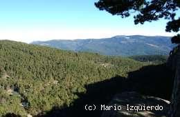 Laguna Negra: Glaciarismo