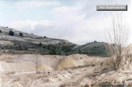 Soria: Facies Utrillas
