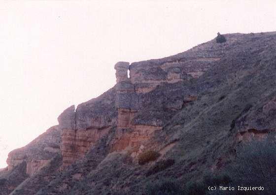 Humanes / Cerezo de Mohernando: Secuencia negativa (Río Henares)
