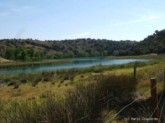 Ruidera: Laguna Tomilla