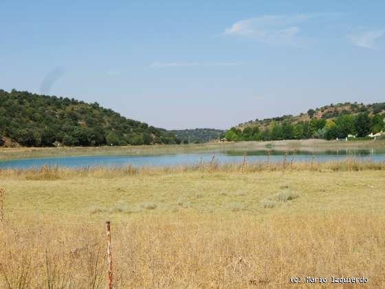Ruidera: Laguna La Tinaja