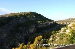Cuenca: Hoces del Río Júcar a su paso por Cuenca